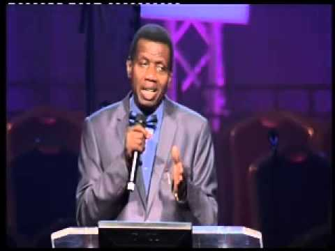 SOVEREIGN LORD EPI 2 by Pastor E. A. Adeboye