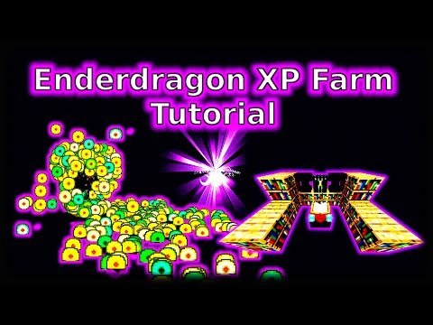 Enderdragon XP Farm Tutorial