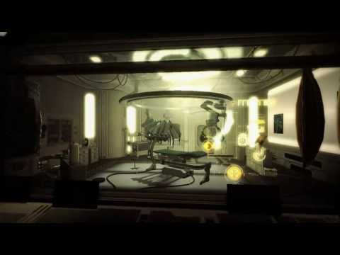 Deus Ex: Human Revolution - Become Adam Jensen Trailer