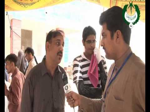 By Election - Interview Of Imran Nawaz Sial ( NA - 151 ).flv