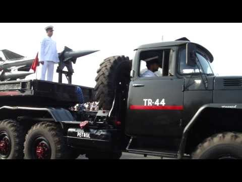 Republic day grand parade at Marine Drive, Mumbai - India - 26th Jan 2014 - Part 5