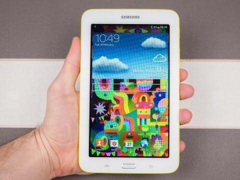 Samsung Galaxy Tab 3 Lite SM-T111 обзор