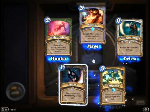 Heartstone Europe | My Daily Pack of Cards | Double Rare