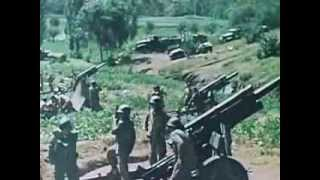 Story Of Korean War In Color
