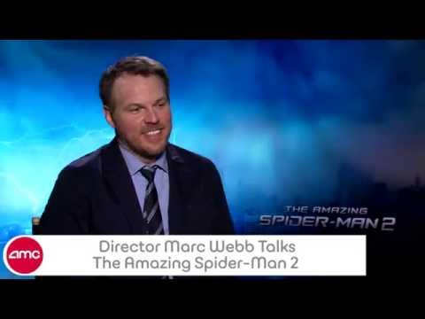 Marc Webb Talks THE AMAZING SPIDER-MAN 2 With AMC