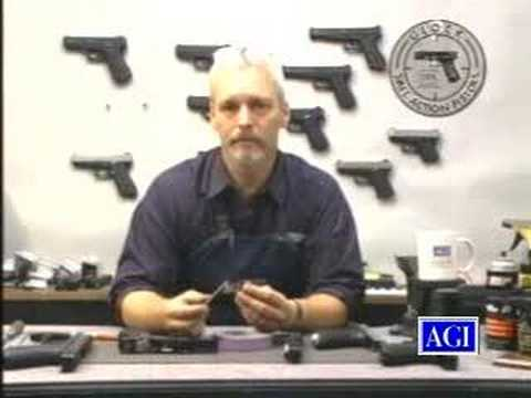 How to Make Your Glock Pistol Rock. Customization, repair and more AGI 326