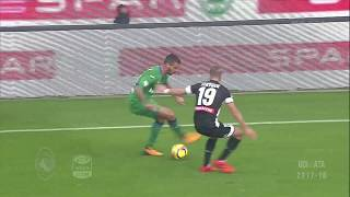Udinese-Atalanta 2-1 - 11^ giornata - Serie A TIM 2017/2018 - Highlights