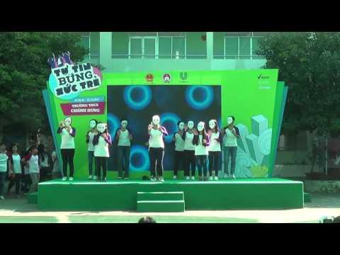 Trường THCS Chánh Hưng - Tiết mục 7 - Nhảy hiện đại kết hợp