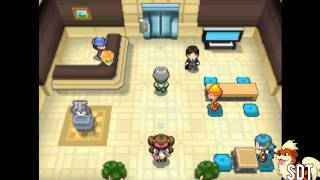 How To Get EXP Share Pokemon Black 2 And White 2