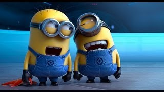 Despicable Me 2- Movie Review