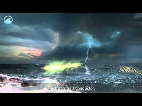 NOAA Ocean 'When Lightning Strikes'