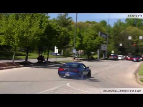 Nissan 240SX V8 Drift !!