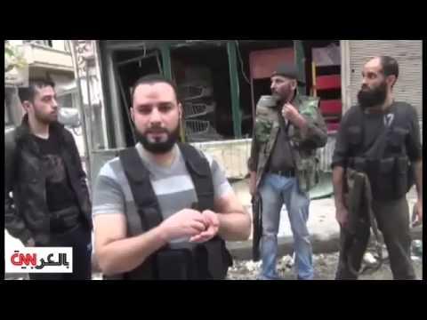 آراء ثوار حمص بشأن هدنة الأضحى