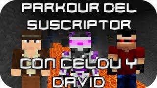 Minecraft - Parkour del Suscriptor - Con Celduques y DeiGamer