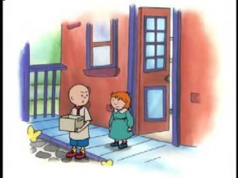 Historias de Caillou - Desenho Infantil