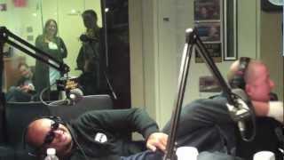Jim Norton vs 12 Mma Fighters: @OpieRadio