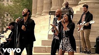 John Legend, The Roots ft. Melanie Fiona, Common - Wake Up Everybody