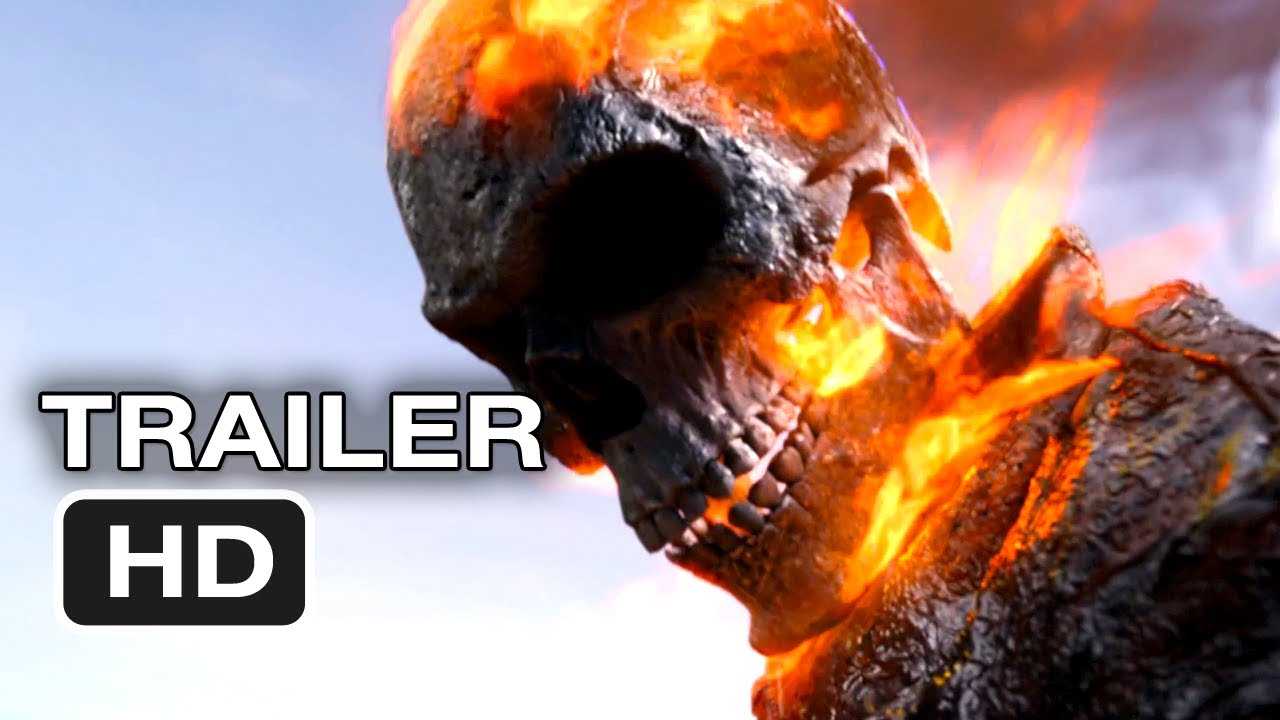 ghost rider spirit of vengeance official trailer 2