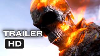 Ghost Rider: Spirit Of Vengeance Official Trailer #2