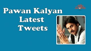 Pawan Kalyan's latest tweets on cash-for-vote scam, phone tapping issue