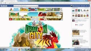 Dragon City Hilesi (%100 ÇaLışıyorr !)