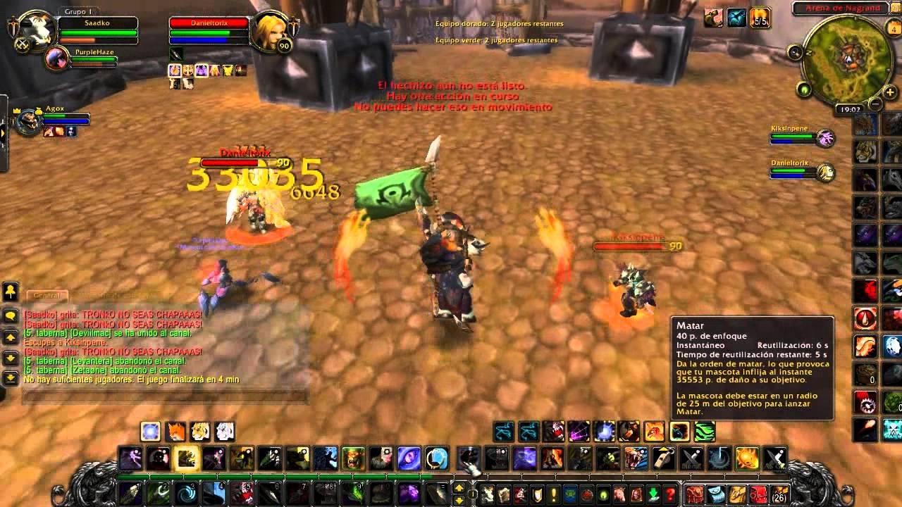Warcraft 4en Espanol Completo