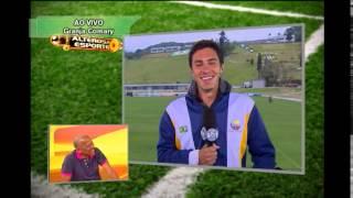 Na manhã desta quinta-feira, a Seleção Brasileira não entrou em campo. Até agora, nenhum jogador voltou a treinar com bola na Granja Comary. A situação rendeu comentários irônicos dos integrantes da bancada.