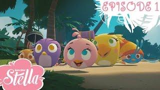 Angry Birds Stella - 1 - Priateľstvo