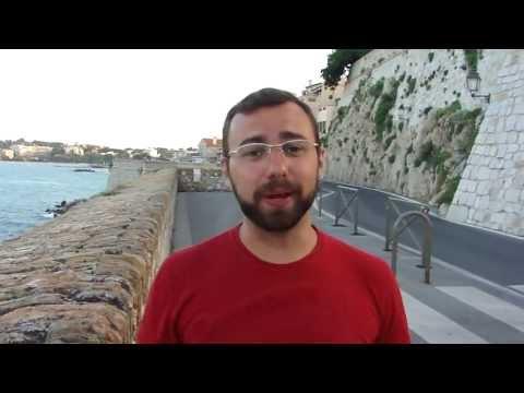 Primeiras impressões de Antibes, em Côte d'Azur, na França