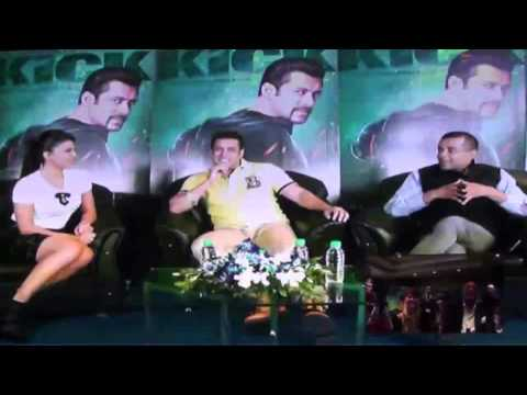 Kick UK Video Conference with Salman Khan, Jacqueline Fernandez and Chetan Bhagat
