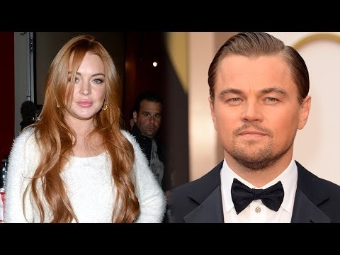 Leo Dicaprio Kicks Lindsay Lohan Out of Party?