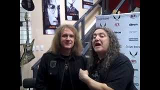 MEGADETH David Ellefson in Cordoba