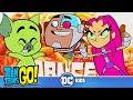 Teen Titans Go en Francais Les Titans dansent