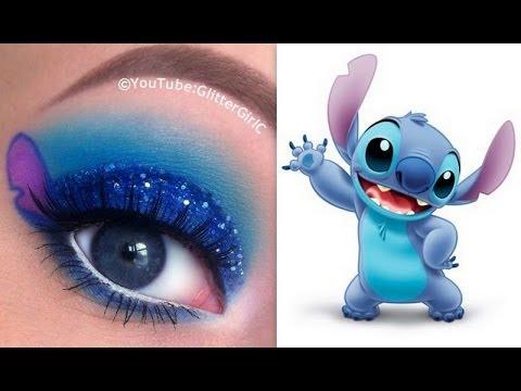 Stitch Makeup Tutorial