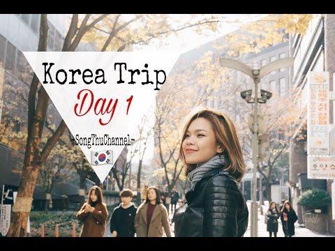 Song Thư Vlog: Hàn Quốc Ngày Đầu Tiên cùng Anh Thư- SONG THƯ CHANNEL