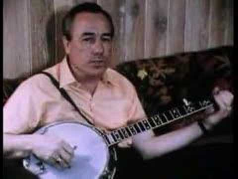 Earl Scruggs Teaches Banjo YouTube
