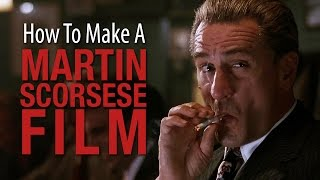 Make Your Own Martin Scorsese Film
