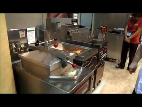 Henny Penny Pressure Fryer Demo