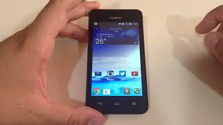 Review Huawei Ascend Y330: Antutu, Juegos, Navegacion
