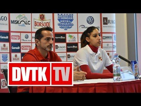 Az Olympiacos vendége lesz az Aluinvent DVTK