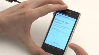 MOVISTAR Sony Xperia Z1 Compact Unboxing