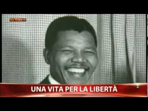 Tributes To Nelson Mandela In Vatican And Rome
