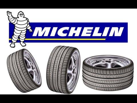 Megatovárne - Michelin