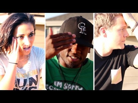Nicki Minaj - Super Bass (Acoustic Cover) - Tyler Ward &amp; Crew (Alex G &amp; Eppic)