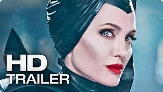 MALEFICENT Offizieller Trailer #2 Deutsch German 2014