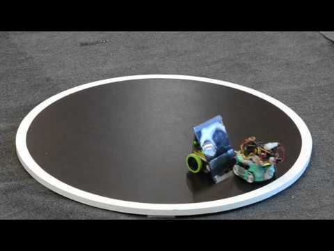 Robot-SM 2011, Mini Sumo compilation