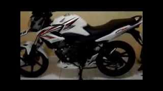 Honda CB 150 R Review Indonesia