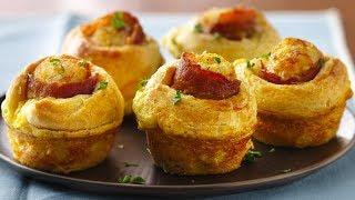 12 Easy Breakfast Recipes 2017 - Healthy Breakfast Recipes | Best Recipes Video