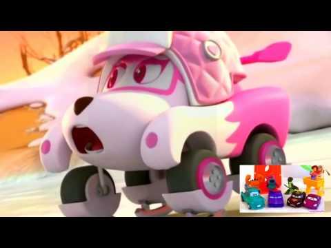 Phim hoạt hình oto 3D vui nhộn dành cho bé
