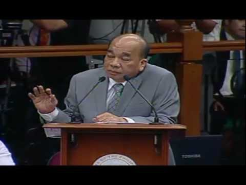 Day 2 of CJ Corona's impeachment trial (Jan 17, 2012)